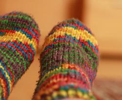 Dicke Socken Häkeln Einfache Anleitung Der Welt Kientruchome